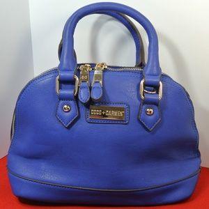 Handbags - Coco + Carmen Royal Blue Purse